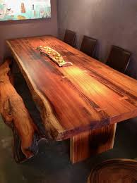 Raw Edge Table by 631 Best Live Edge Furniture Images On Pinterest Tables Live
