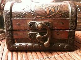 Treasure Chest Favors by Cocoagalleria Wedding Favors Mini Wooden Treasure Chest