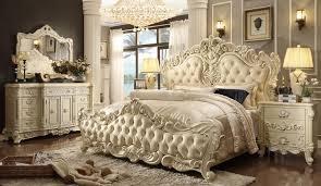 5pc bedroom set 5 pc queen elizabeth renaissance style antique white king bedroom