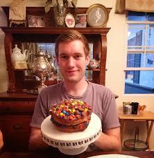 Aimeejo Desserts Aaron U0027s Candy Bar Birthday Cake