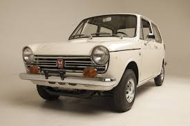 honda completes restoration of the first car it sold in america