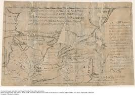Ohio Erie Canal Map by Rare Map And Print Collection Of Western New York Donated To The