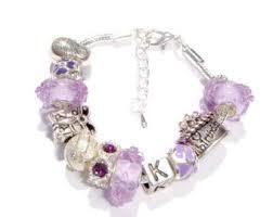 Personalized Kids Jewelry Happy Birthday Bracelet Personalized Initial Jewelry Kids