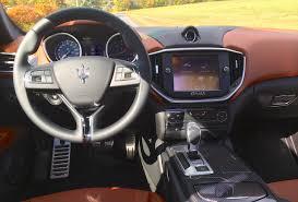 maserati steering wheel driving 2015 maserati ghibli test drive autonation drive automotive blog