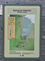 Alaska On The Map Take The Spencer Glacier Whistle Stop Train Travel Alaska On A
