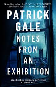 Gale Warning Flag Patrick Gale Notes From An Exhibition