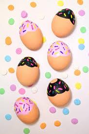 easter egg stands diy donut easter eggs free printable donut egg stands gift