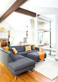 orange living room grey orange living room photo 4 of 9 best orange living rooms