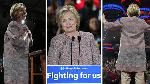 Hillary Clinton Hometown by Hillary Clinton Criticized For Wearing 12 000 Giorgio Armani