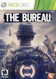 the bureau xbox 360 the bureau xcom declassified bilingual cover xbox360 on