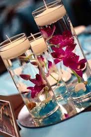 Center Table Decorations 30 Fuchsia U0026 Pink Wedding Color Ideas Center Table