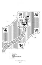 winery architect project winery site plan hospitality