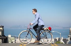 flower delivery san francisco flower delivery by bike bike pretty
