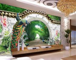 peacock wedding reception decorations pea bedding for decoration