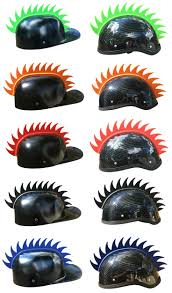 motocross helmet mohawk 490 best motorcycle helmet accesories images on pinterest