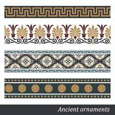 ancient ornament pattern vector 03 vector ornament vector
