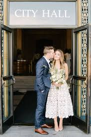 san francisco wedding dresses 10 simple courthouse weddings that still tons of