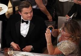 leonardo dicaprio sets mom up with boyfriend huffpost