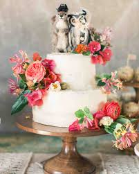 The Best Wedding Cakes Spring Wedding Cakes That Are Almost Too Pretty To Eat Martha