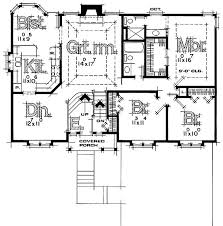 bi level floor plans best 25 split level house plans ideas on split level