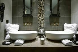 kieselsteine im bad ideen geräumiges kieselsteine im bad bodenbelag badezimmer