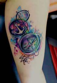 60 cool watercolor tattoos u2013 best 3d water color tattoo designs