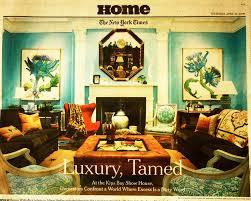 New York Times Home Design Show by Media U0026 Events U2014 Ae Ceramics