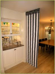curtain room dividers furniture white cabinet drestable and fancy room divider ikea