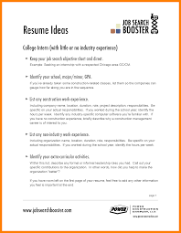Simple Resume Objective Examples by Resume Objective Samples For Any Job Free Resume Example And