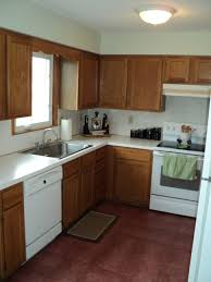 kitchen ideas with white appliances appealing kitchen paint colors with oak cabinets and white