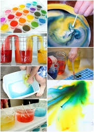 fun ideas for mixing colors fantastic fun u0026 learning