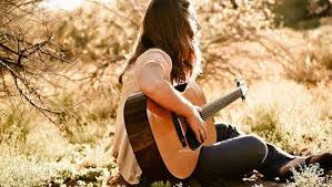 girly guitar wallpaper 50 cute lovely girls cool profile pictures
