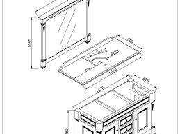 bathroom cabinets best bathroom vanity cabinet dimensions