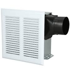 NuTone DuctFree WallCeiling Mount Exhaust Bath FanNT The - Designer bathroom exhaust fans