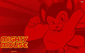 mighty mouse mighty mouse wallpapers wallpaper cave