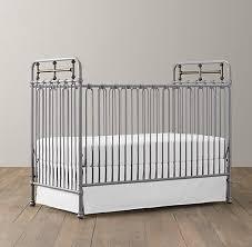 millbrook iron crib cribs u0026 bassinets restoration hardware