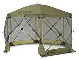 amazon com clam corporation 9281 quick set escape shelter 140 x
