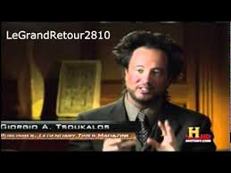 Giorgio Tsoukalos Meme Generator - giorgio tsoukalos the origin of the meme youtube