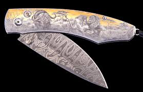 william henry kitchen knives forged damascus knives william henry