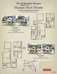 Home Floor Plans Texas The Delaney By David Weekley Homes In Viridian Executive Is A 6