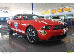 2011 Black Mustang Gt 2011 Race Red Ford Mustang Gt Coupe Daytona 500 Official Pace Car