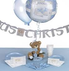 Baptism Party Decorations Baptism Centerpieces For Boys Teddy Bear Christening Decorations