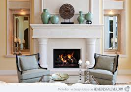 Decorating A Modern Home by 15 Traditional Mantel Designs Home Design Lover