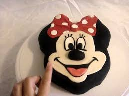 17 images cakes theater minnie mouse