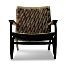 ch25 easy chair hans j wegner carl hansen and son suite ny