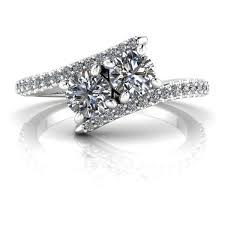 two diamond ring tesoro boston keira two diamond ring