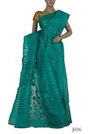 dhakai jamdani sarees buy designer jamdani saree online at banglarsare in