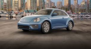 volkswagen beetle blue the new 2017 beetle volkswagen models canada
