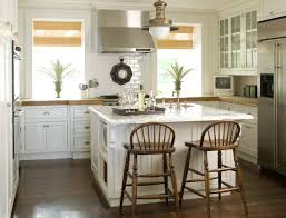 square island kitchen farmhouse kitchen cabinets country kitchen phoebe howard