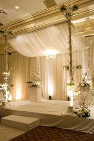 wedding backdrop themes chuppah by designing trendz decorations